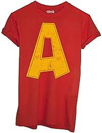MUSH T-Shirt Alvin Superstar Cartoon - Cartoon by Dress Your Style