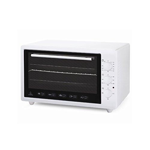 VITROKITCHEN 3600B - HORNO (36 L  1400 W  ELECTRICO  1400 W  ACERO ESMALTADO  520 MM) COLOR BLANCO