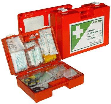 Erste Hilfe Koffer ÖNORM Z 1020, Typ 2 gefüllt