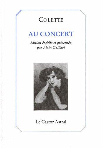 Au concert par Colette