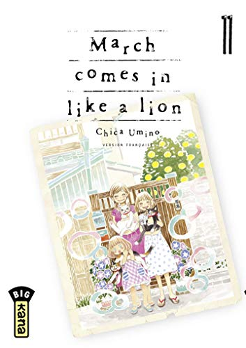 March comes in like a lion, tome 11