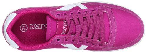 Kappa 241637, Baskets mode mixte adulte Multicolore (2210 Pink/White 2210 Pink/White)