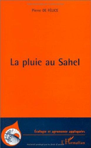 La pluie au Sahel