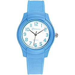 Casual watches for men and women/Fashion quartz watch/Sports waterproof watch-F