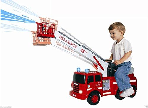 Fire Engine Ride...