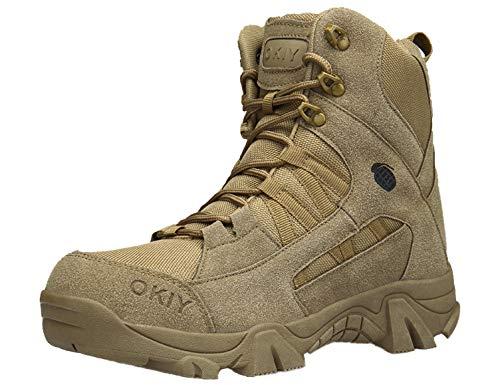 SINOES Zapatillas de Seguridad para Hombre Ligeras, Impermeable Hombre Mujer Zapatillas de Deporte Zapatos Aire Libre y Deportes Zapatillas de Running Shoes