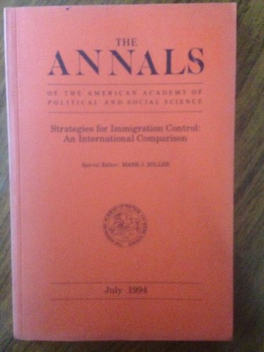 International Migration (Annals of the American Academy of Political and Social Science Series)