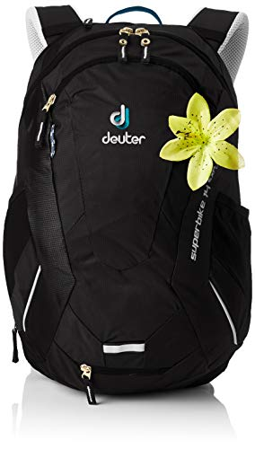 b677cd06cc Deuter Superbike 14 EXP SL, Mochila Unisex Adulto, Negro (Black), 24x36x45
