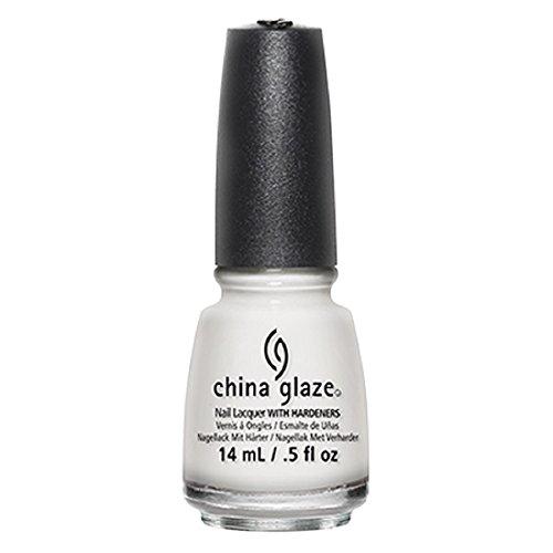 China Glaze White Out Nail Polish 14ml