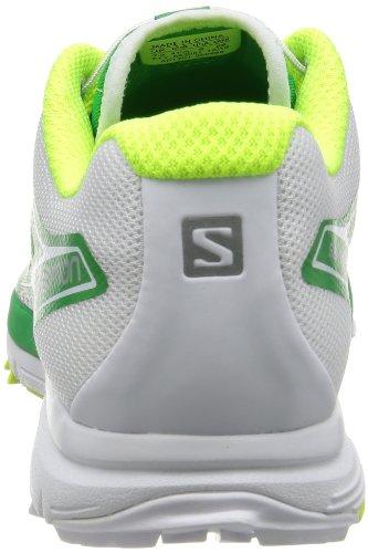 Salomon Sense Pro VERDE L35969800 Taglie: 41 1/3 G Clover Green/White/Fluo Yellow
