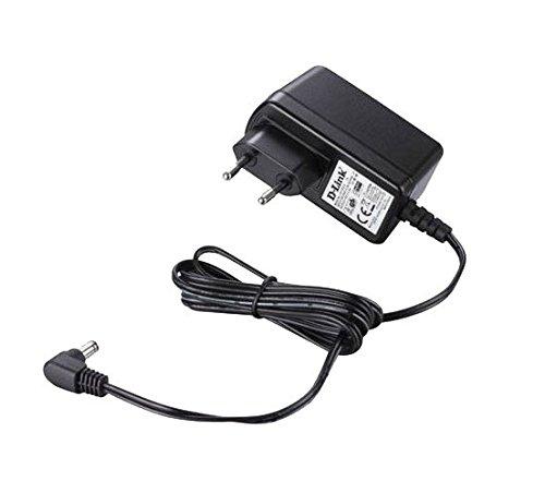 D-Link PSM-12V-55-B Interior Negro adaptador e inversor de corriente - Fuente de alimentación (Interior, Cámara, Negro)