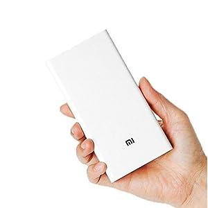 Xiaomi Mi Power Bank 2 Polímero de Litio 20000mAh Blanco batería Externa - Baterías externas (Blanco, ABS sintéticos, Policarbonato, Universal, Polímero de Litio, 20000 mAh, USB)