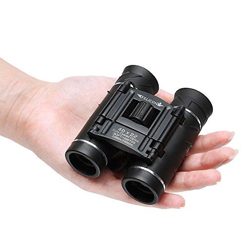 FELiCON® Profesional prismáticos Bolsillo HD Zoom