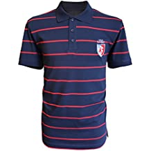Polo LOSC - Collection officielle Lille Olympique Métropole - Taille adulte homme