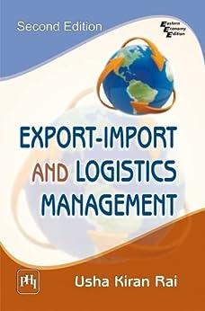 Export-Import and Logistics Management by [Rai, Usha Kiran]