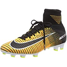 sports shoes 26b35 3a3c6 Nike Jr. Mercurial Superfly V Suelo Duro Niño 37.5 Bota de fútbol - Botas de
