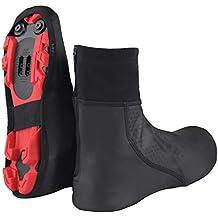 SANTIC Cubrezapatillas Ciclismo Invierno Térmico Cubrezapatillas MTB Cubrezapatos Bici para Hombres y Mujeres L(43