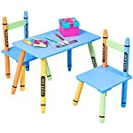 Toddler Table and Chairs Sets Kids Childrens Desk Small Writing Wooden Activity Drawing Art Study School &E Book