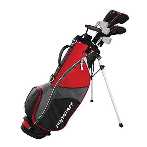 Wilson Unisex Jugend PRO STAFF JGI LG JR 11-14 SET Golfschläger, Mehrfarben, MRH