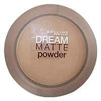 Maybelline New York Dream Matte Air Soft Powder - 03 Cream, 0.31 oz.
