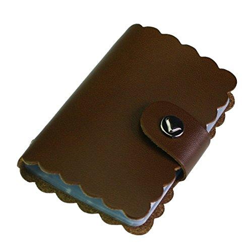 kilofly-porte-cartes-style-retro-avec-26-cartes-poches-avec-pince-mini-carte-cadeau-incluse-taille-u