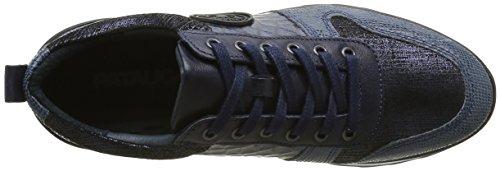 Pataugas Ocean/C F4b, Baskets Basses Femme Bleu (Marine)