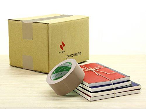 102N7-60 Nichiban Gewebeklebeband 60mm x 25m NO.102N Ocker (Japan-Import)