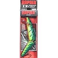 Rapala Firetiger Jointed 11' Fishing Lure - Triggers Strikes From