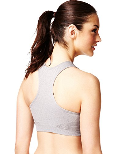 Marks and Spencer - T-shirt de sport - Femme Gris