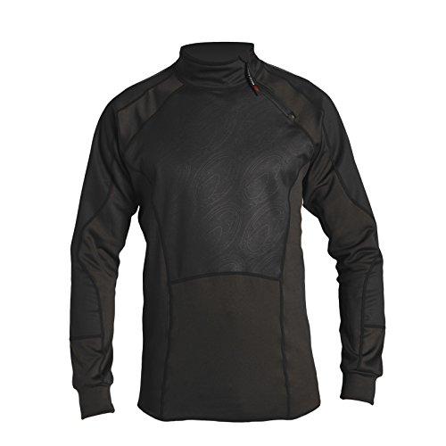 Preisvergleich Produktbild Richa Wind Zero Funktionswäsche Hemd schwarz XXL - Motorrad Unterhemd
