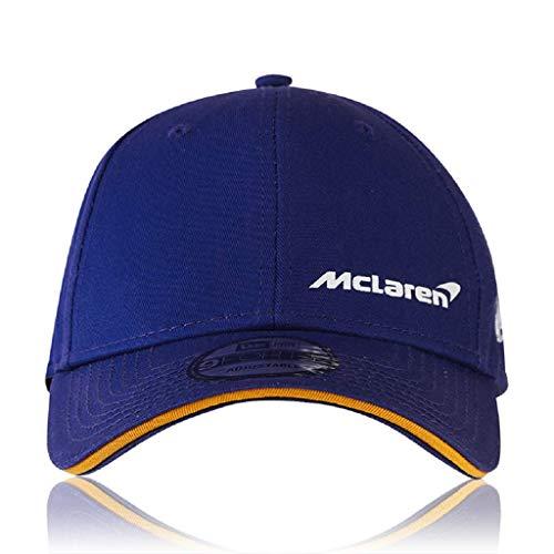 McLaren F1 Logo Mütze blau