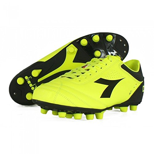 Diadora , Chaussures de foot pour homme Jaune