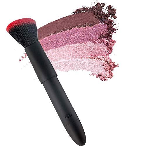 Cosmétique Brush Pinceaux à Poudre Rechargeable USB Automatique Fondation Pinceau Maquillage Pinceaux Maquillages Cosmétique Base Poudre Visage de Contour