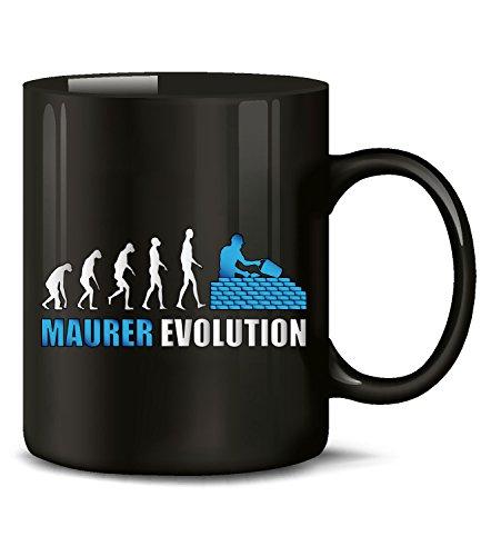 MAURER EVOLUTION 4580(Schwarz-Blau)