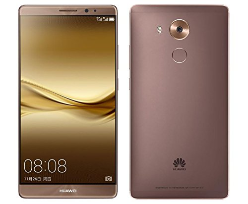 Huawei Mate 8 4+64GB Fingerprint 4G LTE Dual Sim Full Active Android 6.0 Octa Core 2.3GHz 6.0 inch FHD 8+16MP Mocha