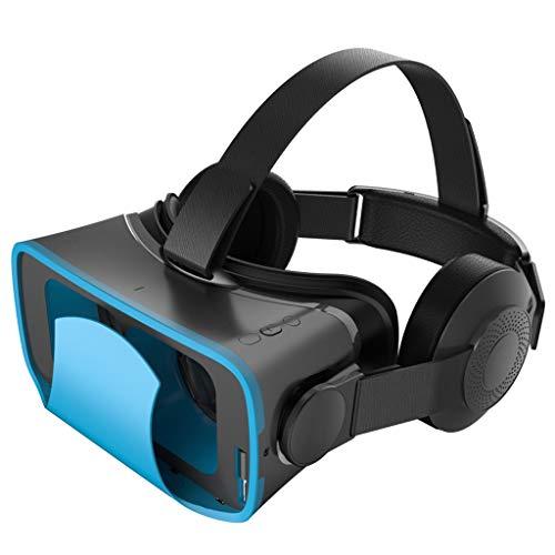 AA-Virtual Reality VR-Brille für 3D-Head-Mounted-Smartphones für 5,5-Zoll-Telefone