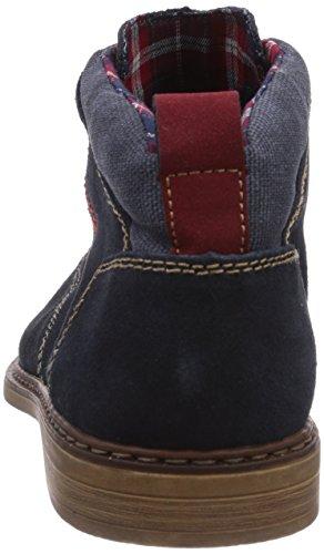 Rieker 30732 Herren Desert Boots Blau (pazifik/denim/vino / 15)