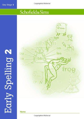 Early Spelling Book 2: Bk. 2