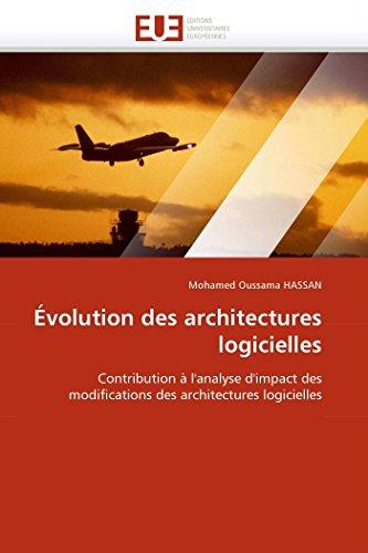 Évolution des architectures logicielles par Mohamed Oussama HASSAN