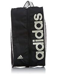 adidas Linear Performance Sac à chaussures Black/Pearl Grey S14/Pearl Grey S14/Black