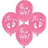 Its a Girl Luftballons, Babyshower, Babyparty, Geburt, Babyparty, Pullerparty, Itsagirl, Bebek