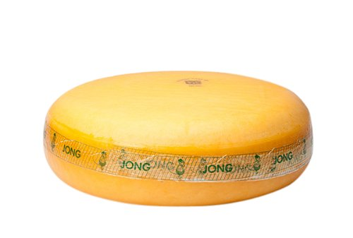 Junger Gouda Käse | Ganzer Käse +/- 12 kilo