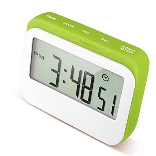 Caoku - Reloj digital cocina temporizador cuenta atrás