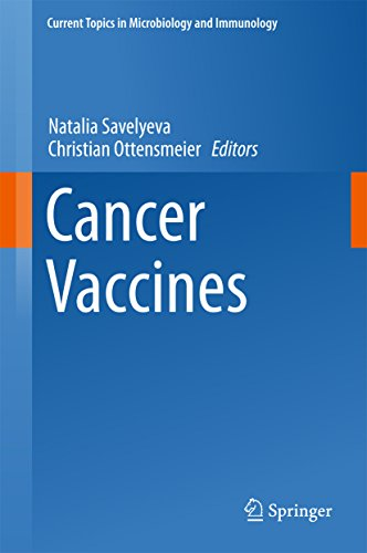 Cancer Vaccines (current Topics In Microbiology And Immunology Book 405) por Natalia Savelyeva epub