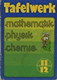 Tafelwerk Klasse 11 12 Lehrbuch DDR