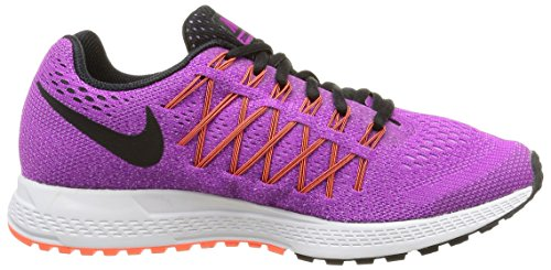 Nike Wmns Air Zoom Pegasus 32 Damen Sport & Outdoorschuhe lila (Vivid Purple/Black-Fchs Glow)