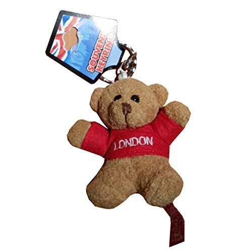 adorable-souvenir-teddy-bear-keychain-keyring-london-t-shirt-jumper-blue-or-red-porte-cles-llavaro-s