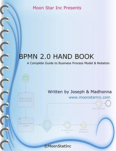 BPMN 2.0 HandBook (English Edition) por MoonStarInc Selvaraj