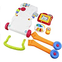 Baby Walker Multifunktionaler Kleinkind-Standläufer mit verstellbarer Schraube