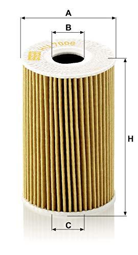 Mann Filter HU 7008 Z Oelfilter - 2